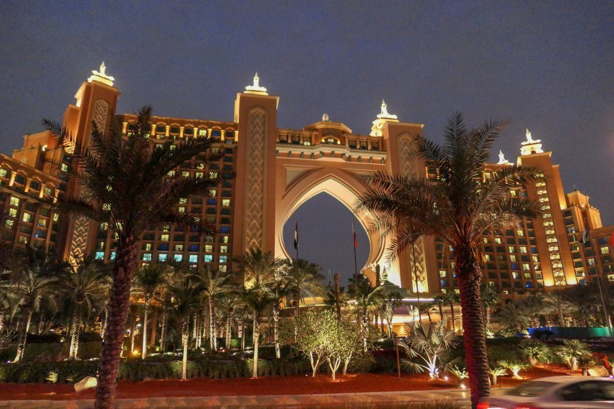 Atlantis The Palm Hotel, Dubai