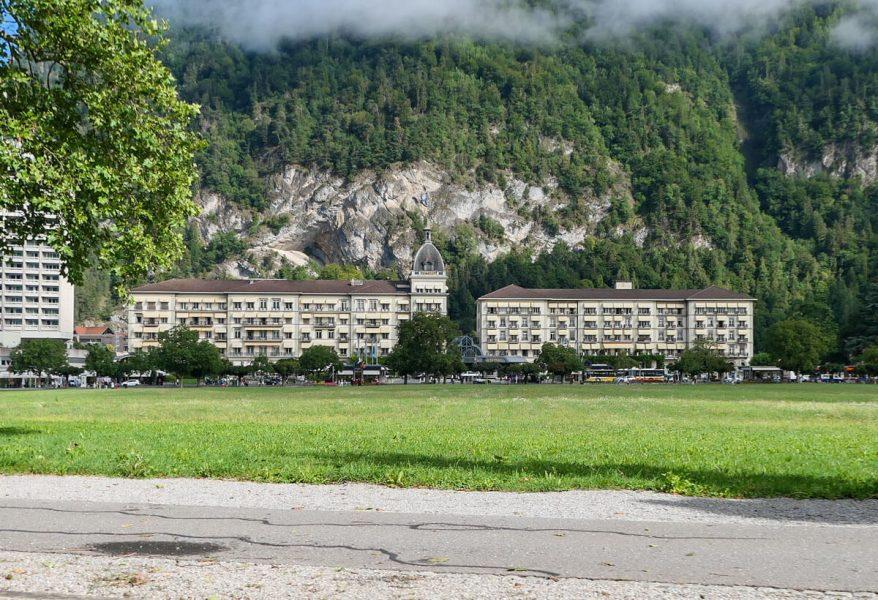 Interlaken Town