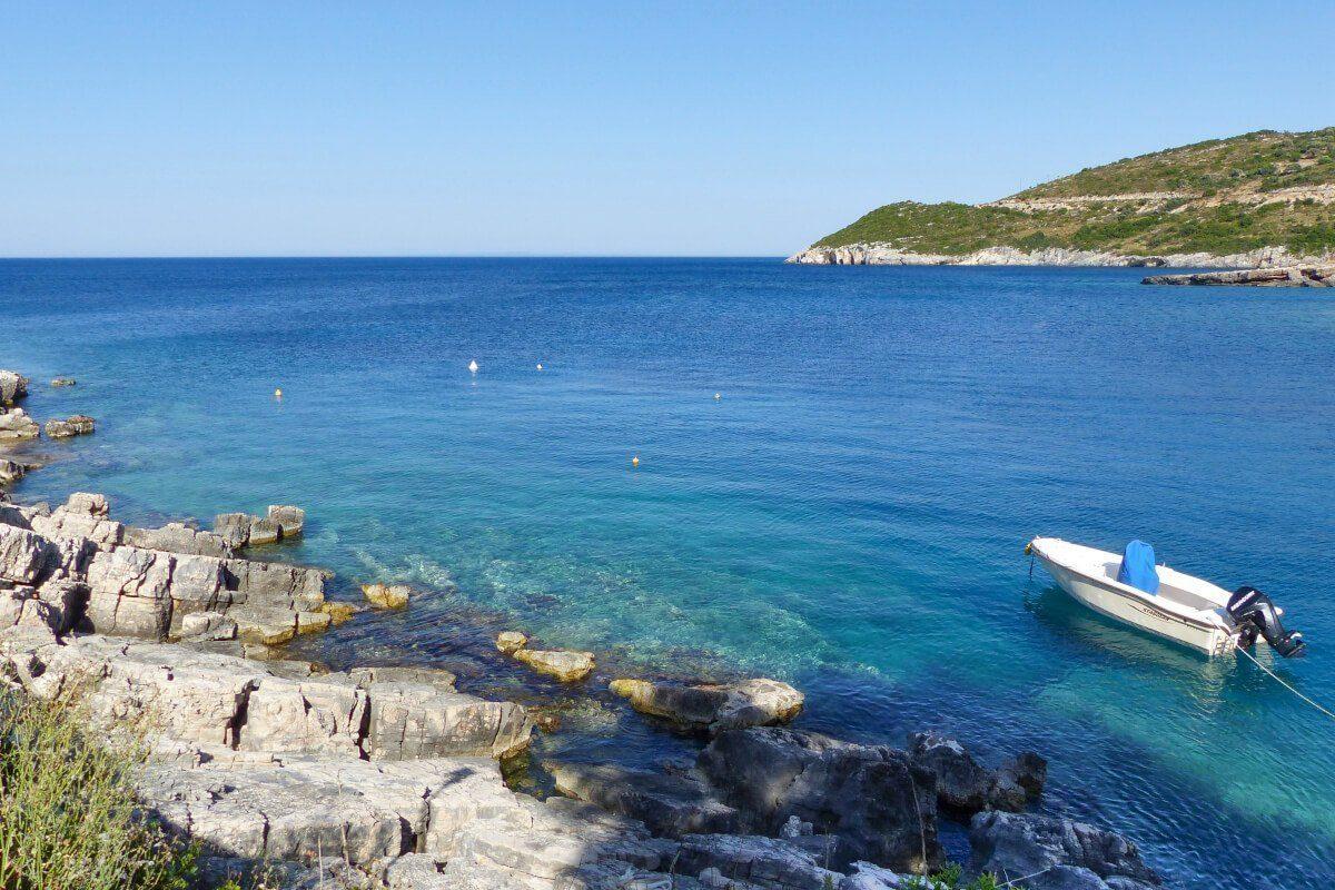 Mikro Nisi, Zakynthos, Greece
