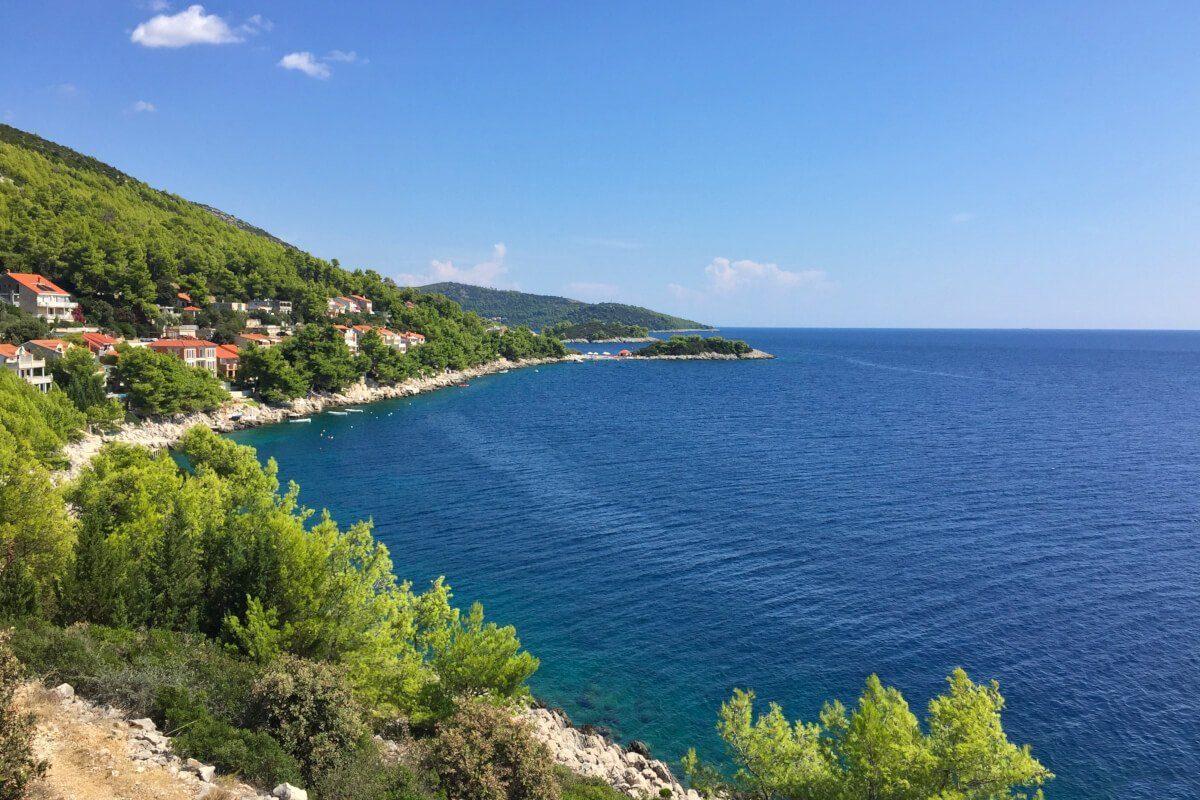 Prizba, Korčula, Croácia