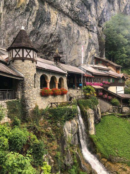 St Beatus Caves