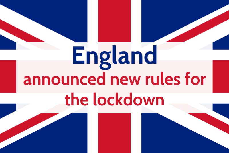 England new rules lockdown