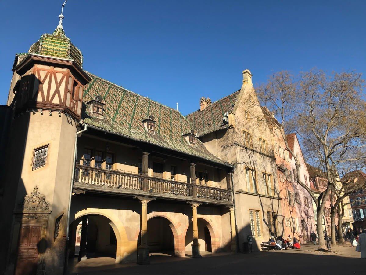 Ancienne Douane, Colmar, Alsace, France