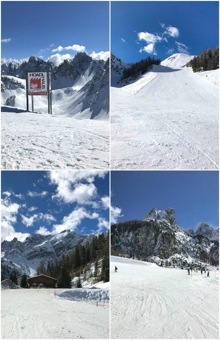 Axamer Lizum, Alps, Austria
