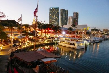 Bayside Marketplace, Miami, USA