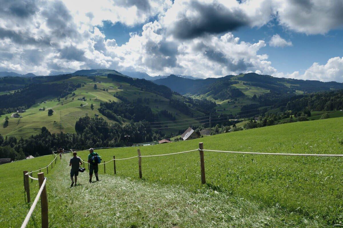 Bergrennen Hemberg, Switzerland