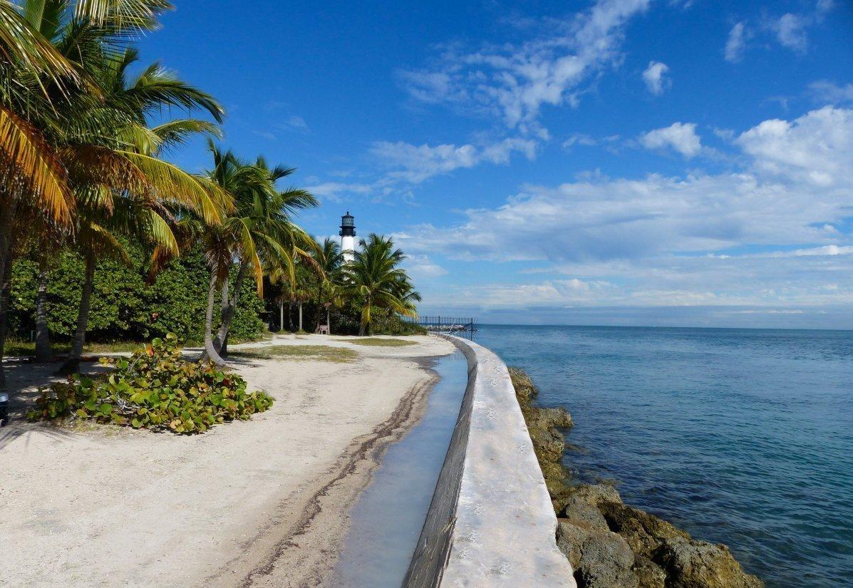 Bill Baggs Cape, Miami, Estados Unidos