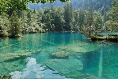 Blausee, Suíça
