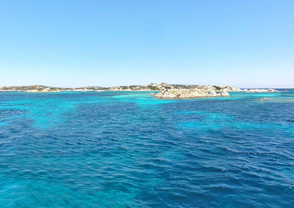 Boat tour Archipelago La Maddalena, Italy