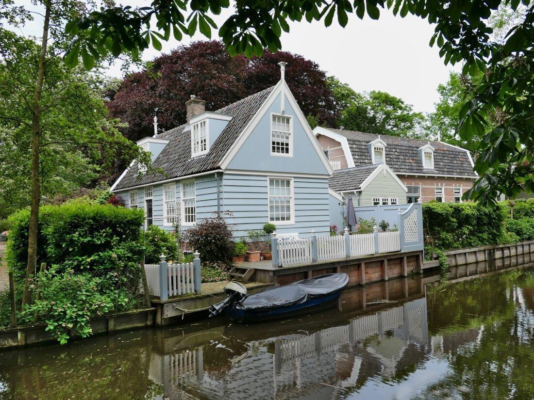 Broek in Waterland, Holland, Netherlands