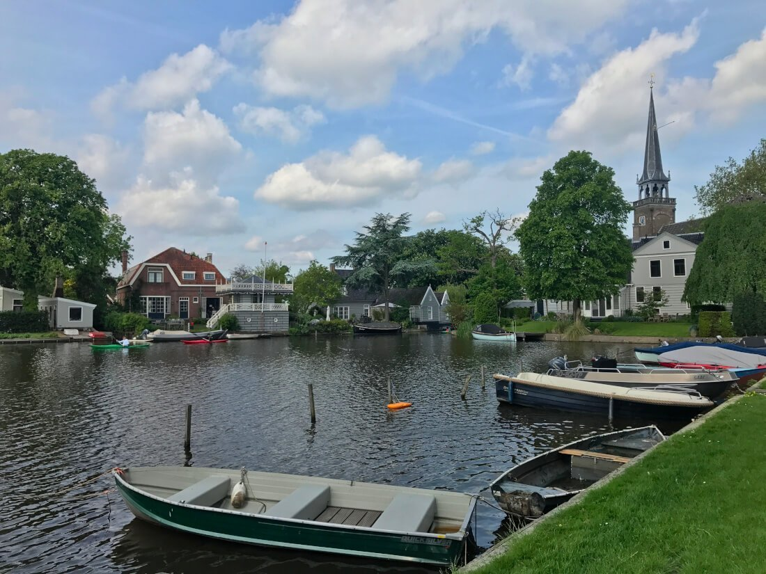 Broek in Waterland, Holland, Netherlands