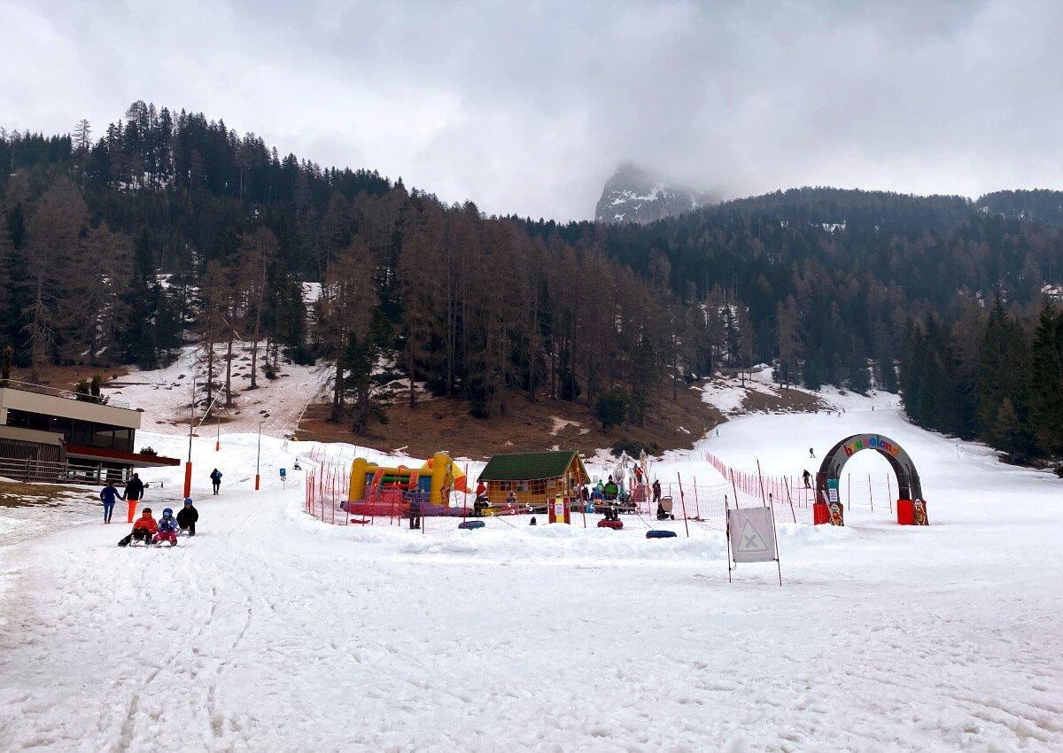 Parque para crianças Brunoland, Obereggen