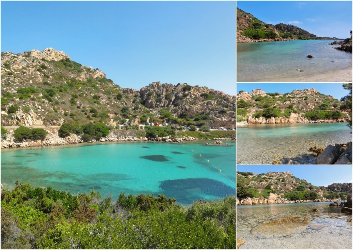 Cala Lunga, La Maddalena, Sardinia, Italy