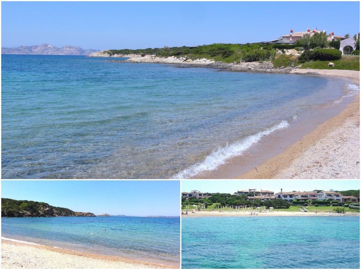 Cala del Faro, Costa Smeralda Beaches, Sardinia, Italy