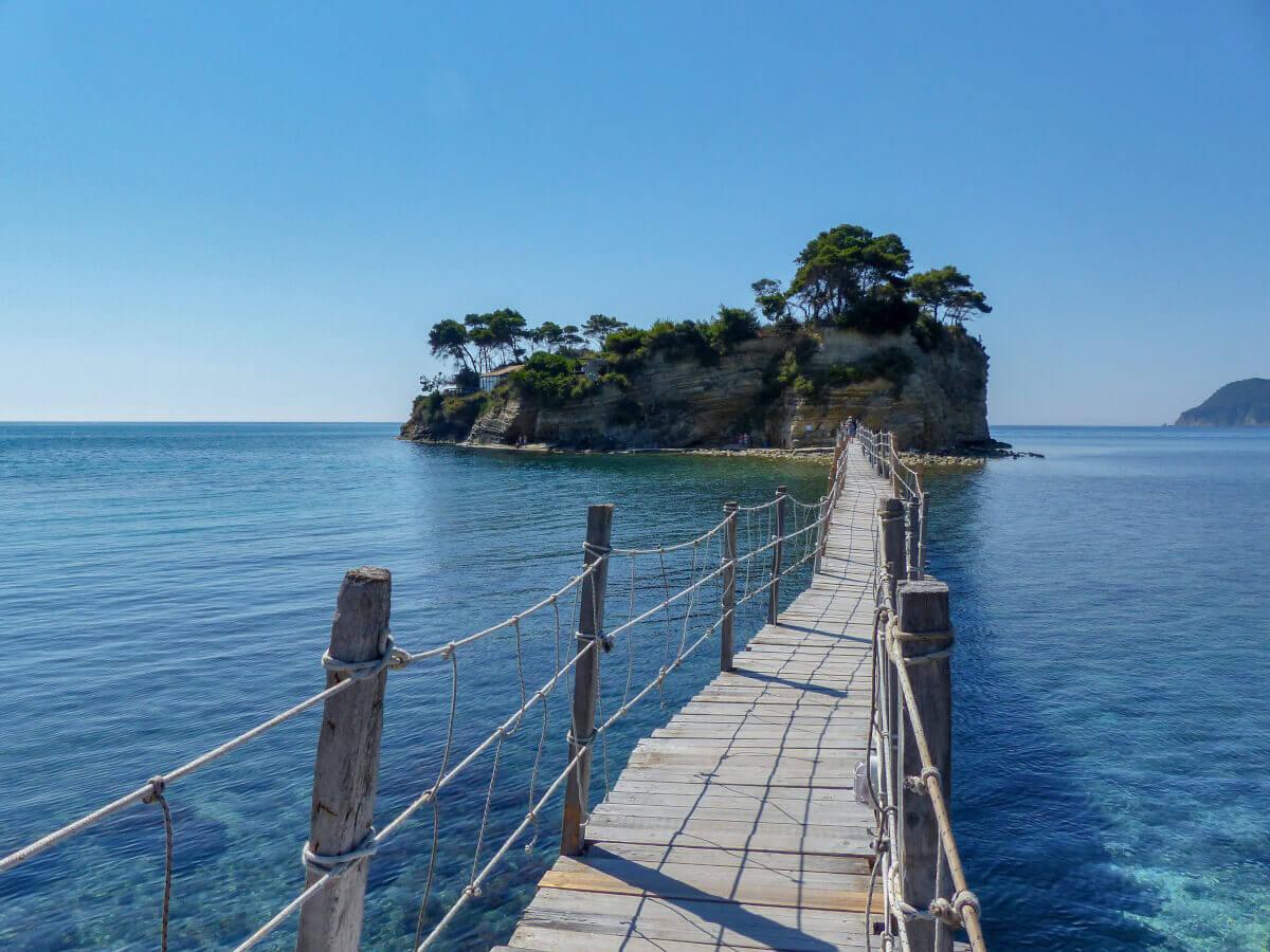 Cameo Island, Zakynthos, Greece 1