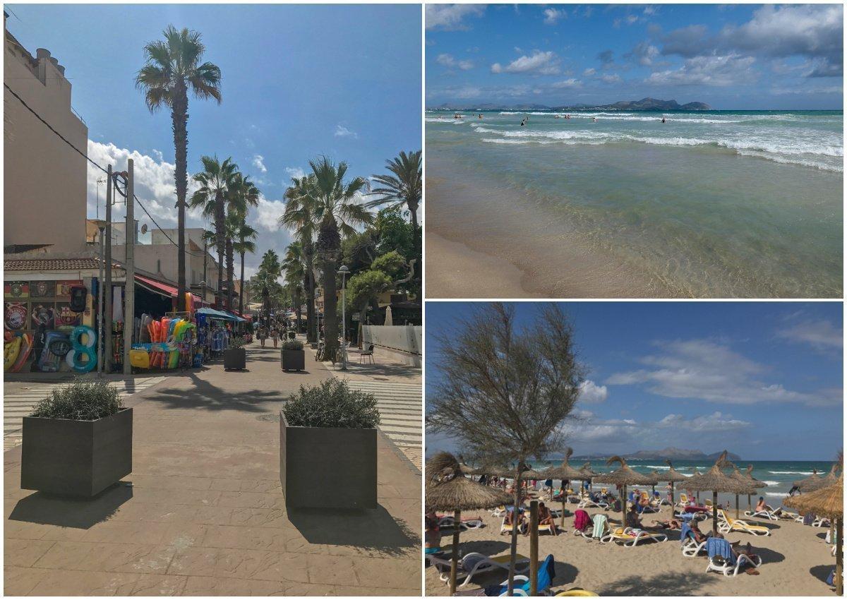Can Picafort, Majorca, Spain