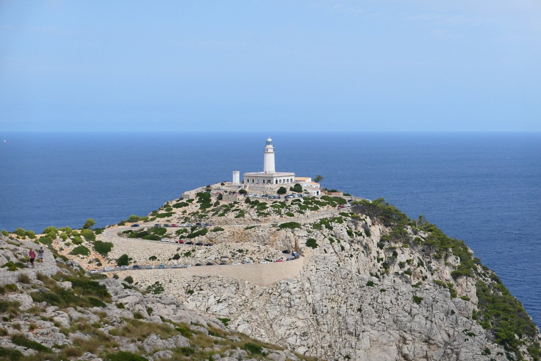 Cap Formentor Lighthouse, Majorca, Spain