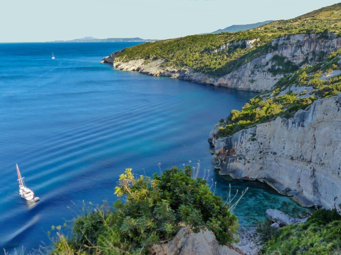 Cape Skinari, Zakynthos, Greece