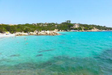 Capriccioli, Costa Smeralda Beaches