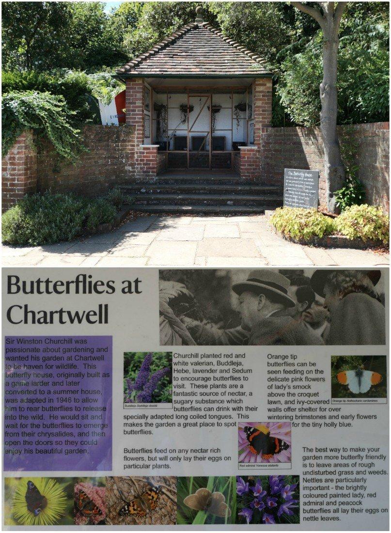 Chartwell, Winston Churchill, Westerham, England