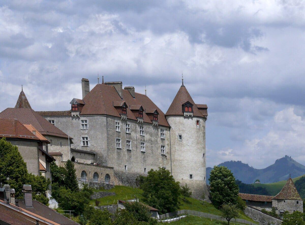Château de Gruyères, Switzerland