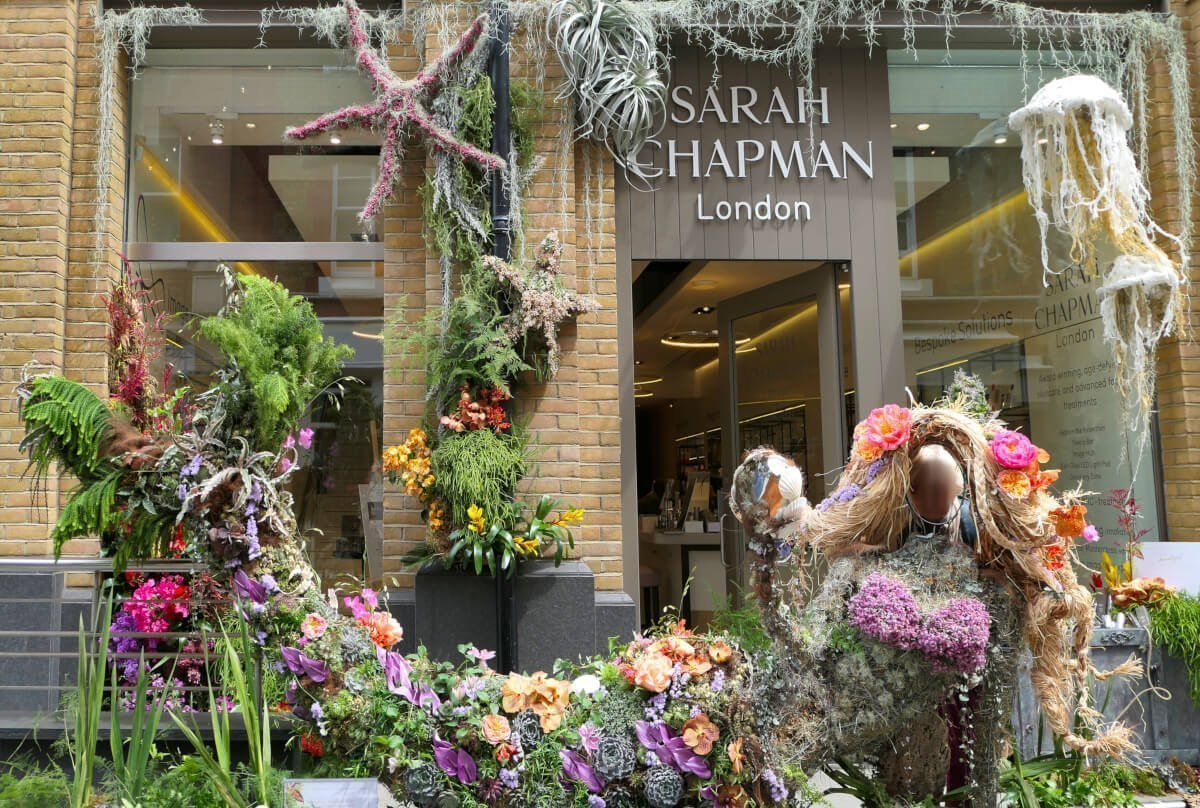 Sarah Chapman, Chelsea in Bloom, London, England