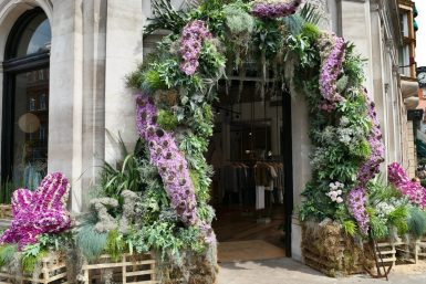Rag & Bone, Chelsea in Bloom, London, England
