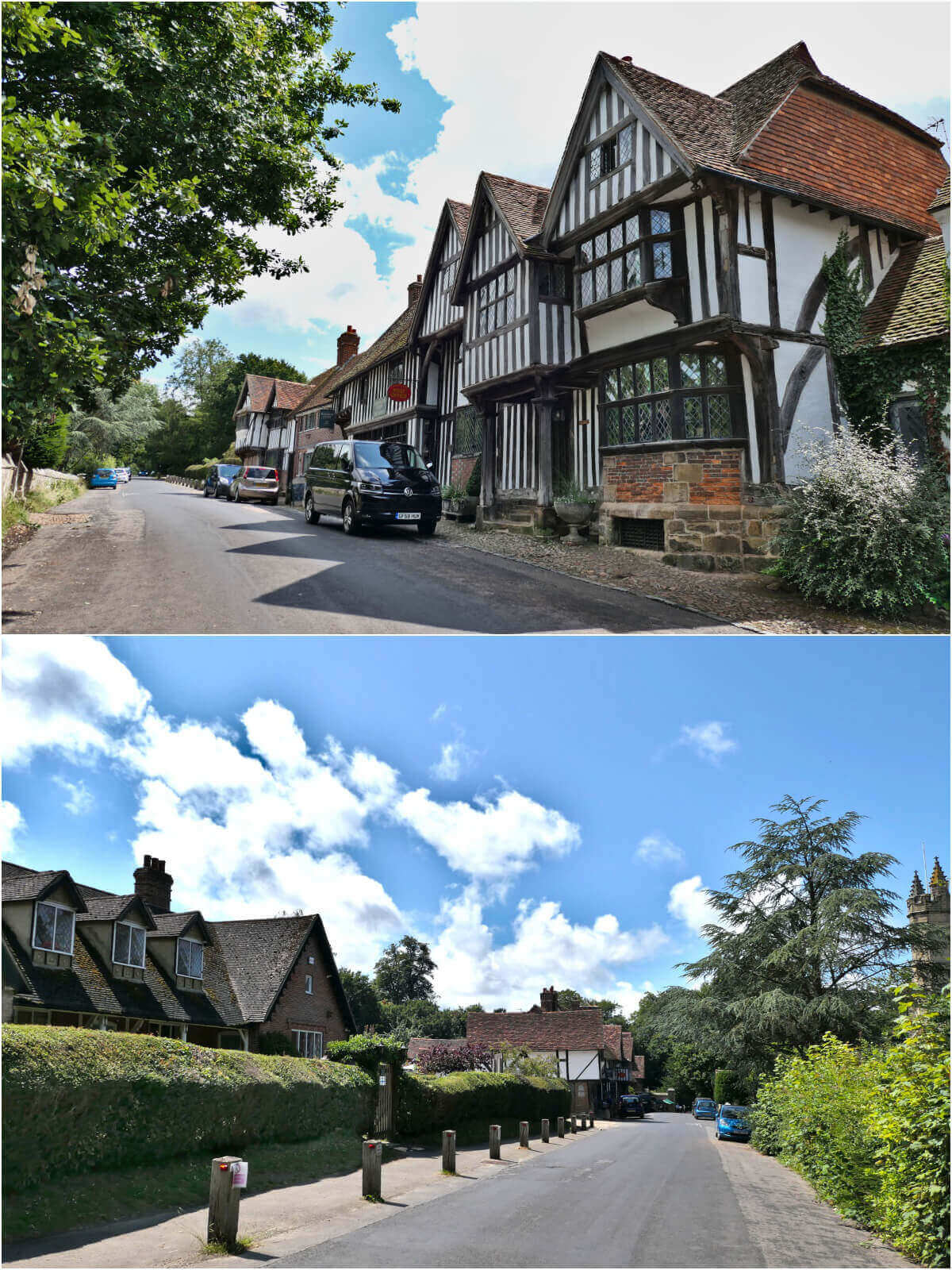 Chiddingstone Village