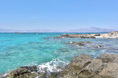 Chrissi Islands, Crete, Greece