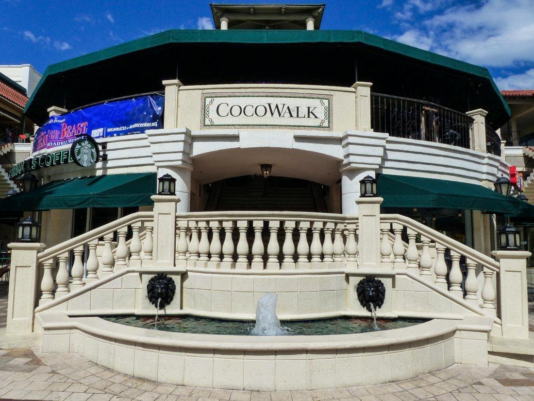 Cocowalk, Miami, USA