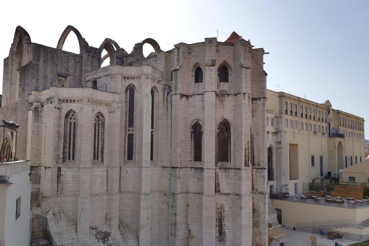 Convento do Carmo, Lisbon, Portugal