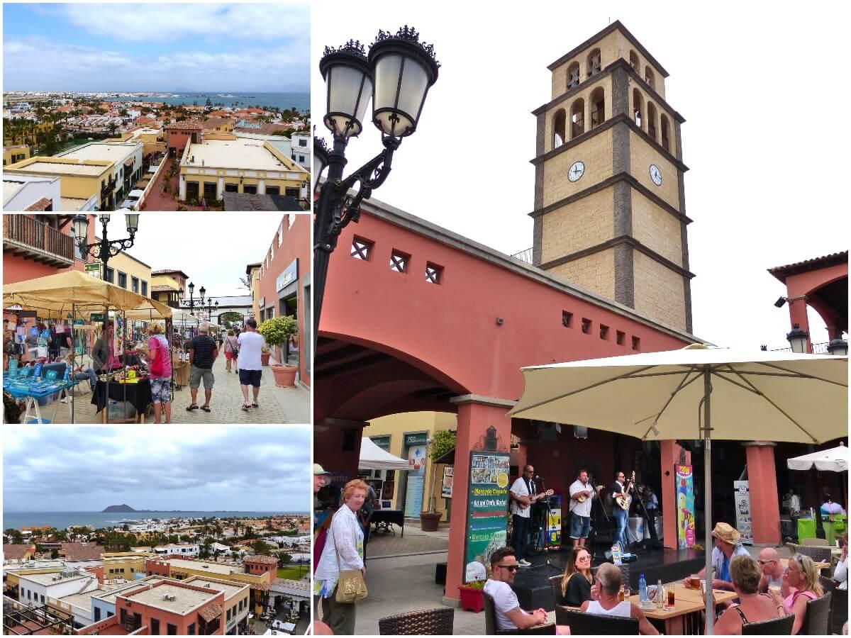 Corralejo Market, Fuerteventura