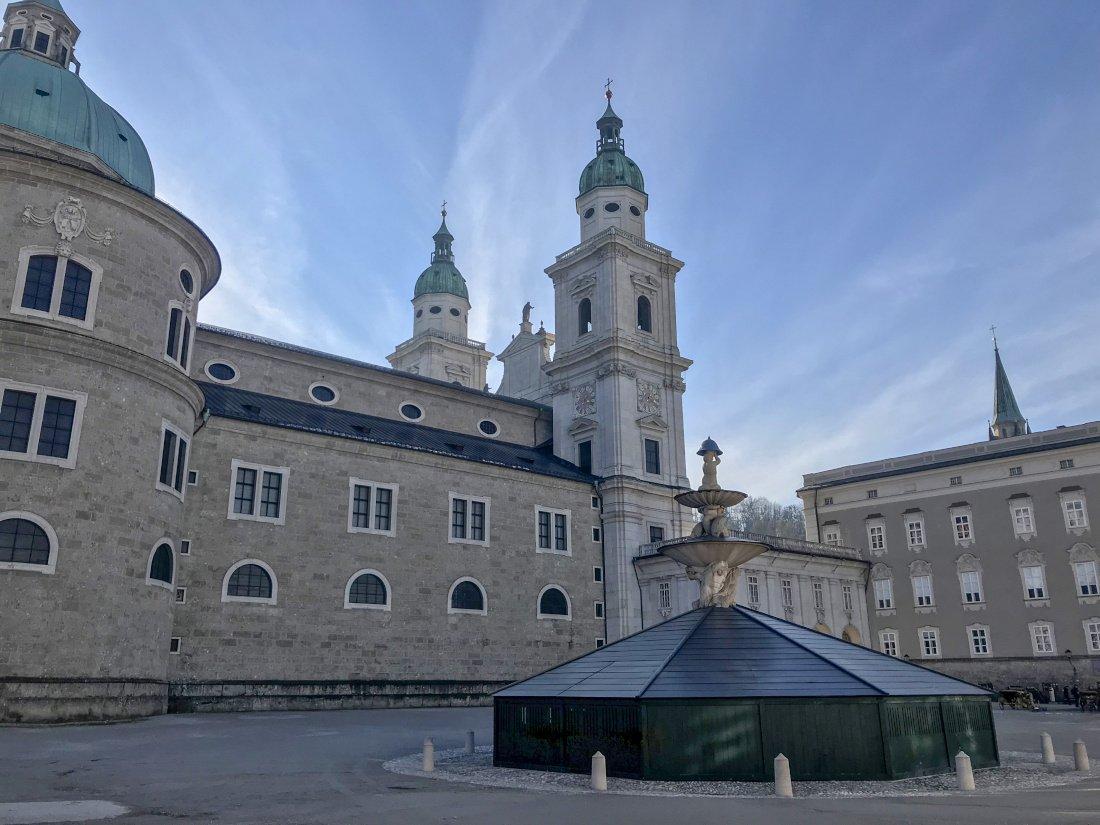 Dom zu Salzburg Cathedral, Austria