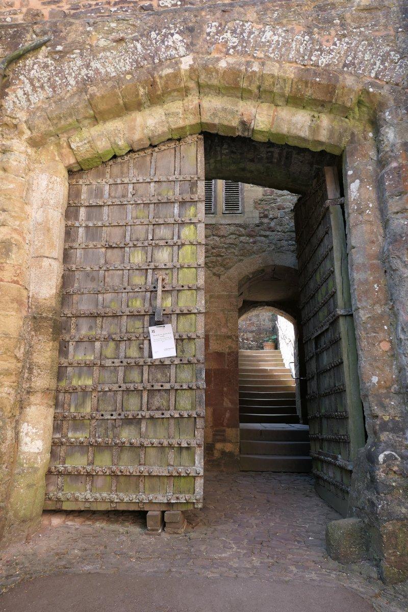 Dunster Castle, England