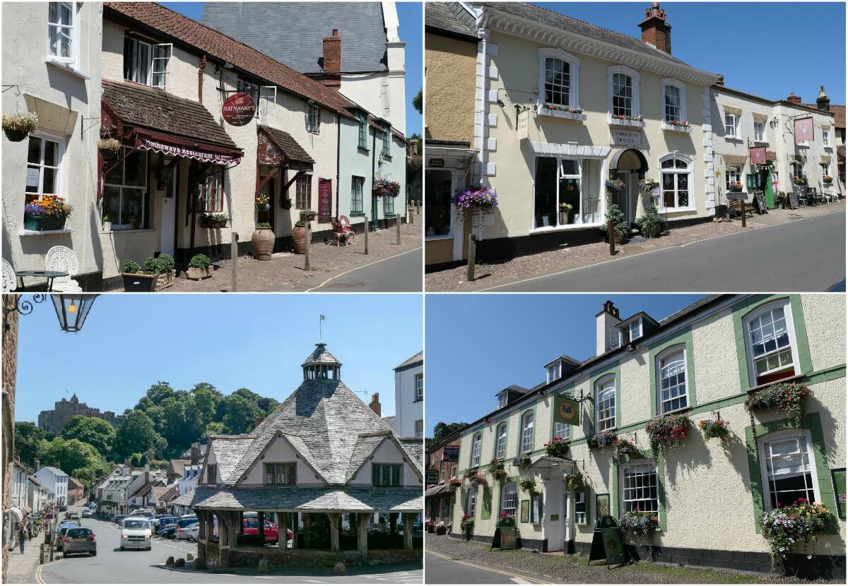 Dunster Village, England