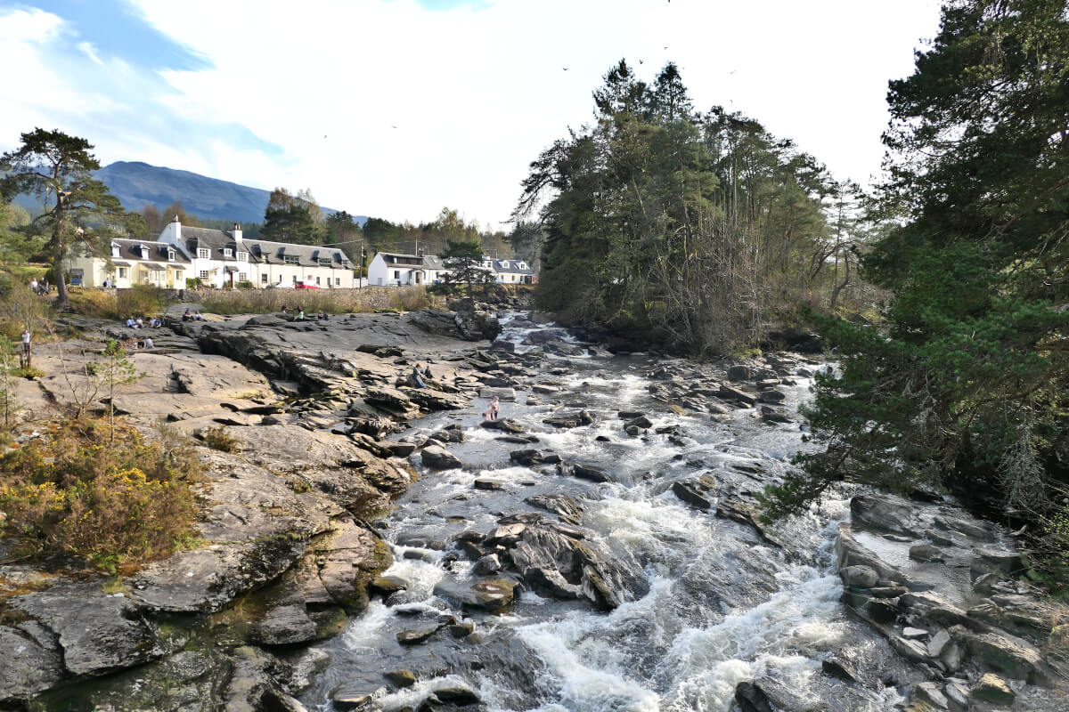 Falls of Dochart, Killin, Scotland