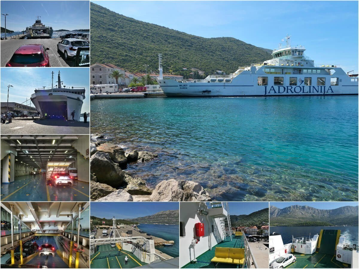 Ferry Jadrolinija, Croatia