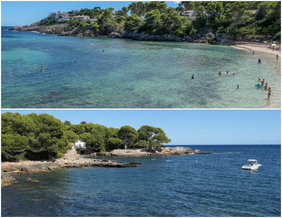 Font de Sa Cala, Majorca, Spain
