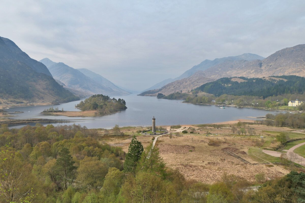 Glenfinnan Monument, Scotland