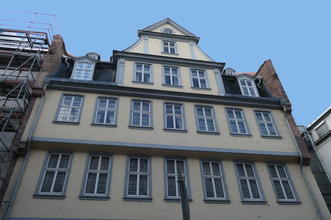 Goethehaus, Frankfurt, Germany