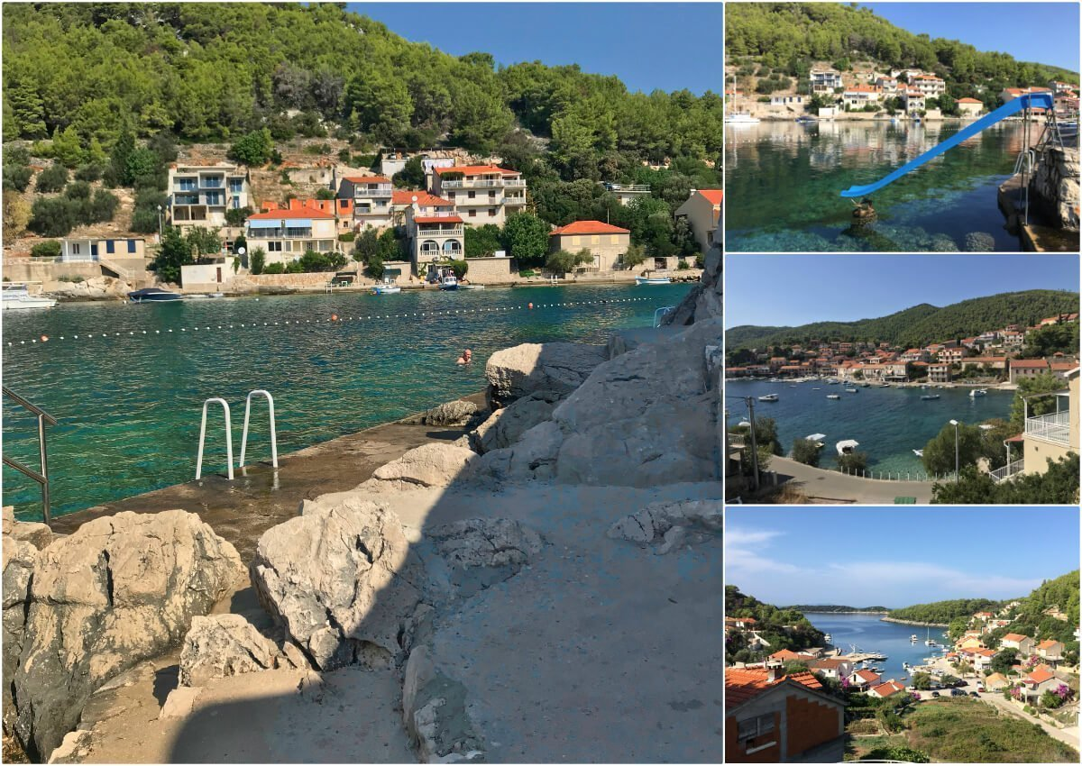 Gršćica, Korčula, Croatia