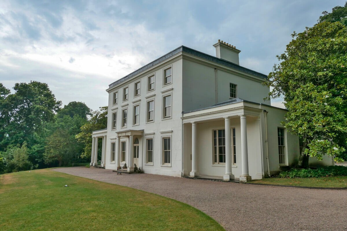 Greenway, Agatha Christie House, England