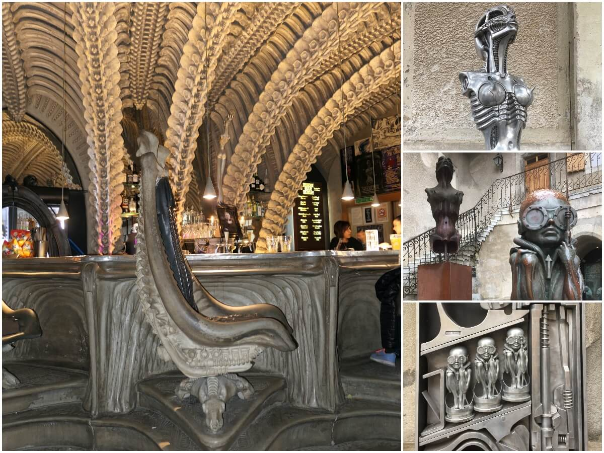 H.R. Giger Museum