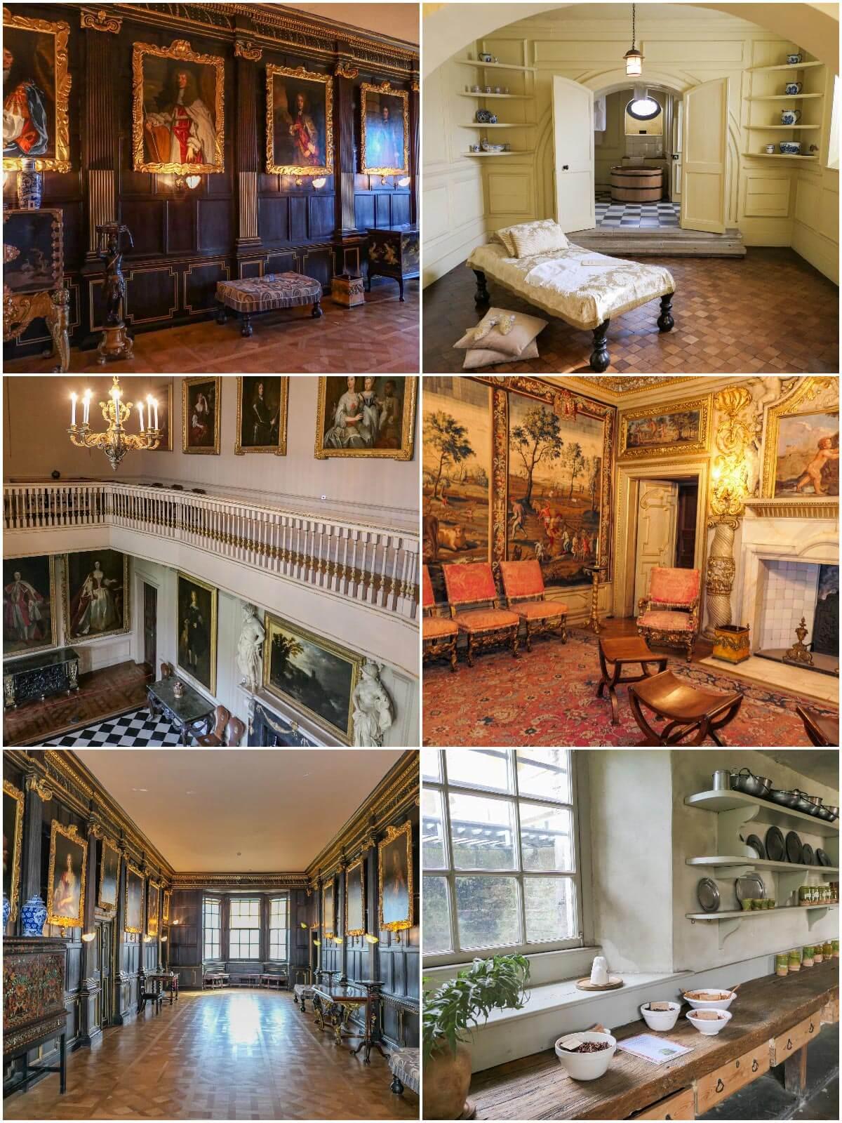 Ham House Interior