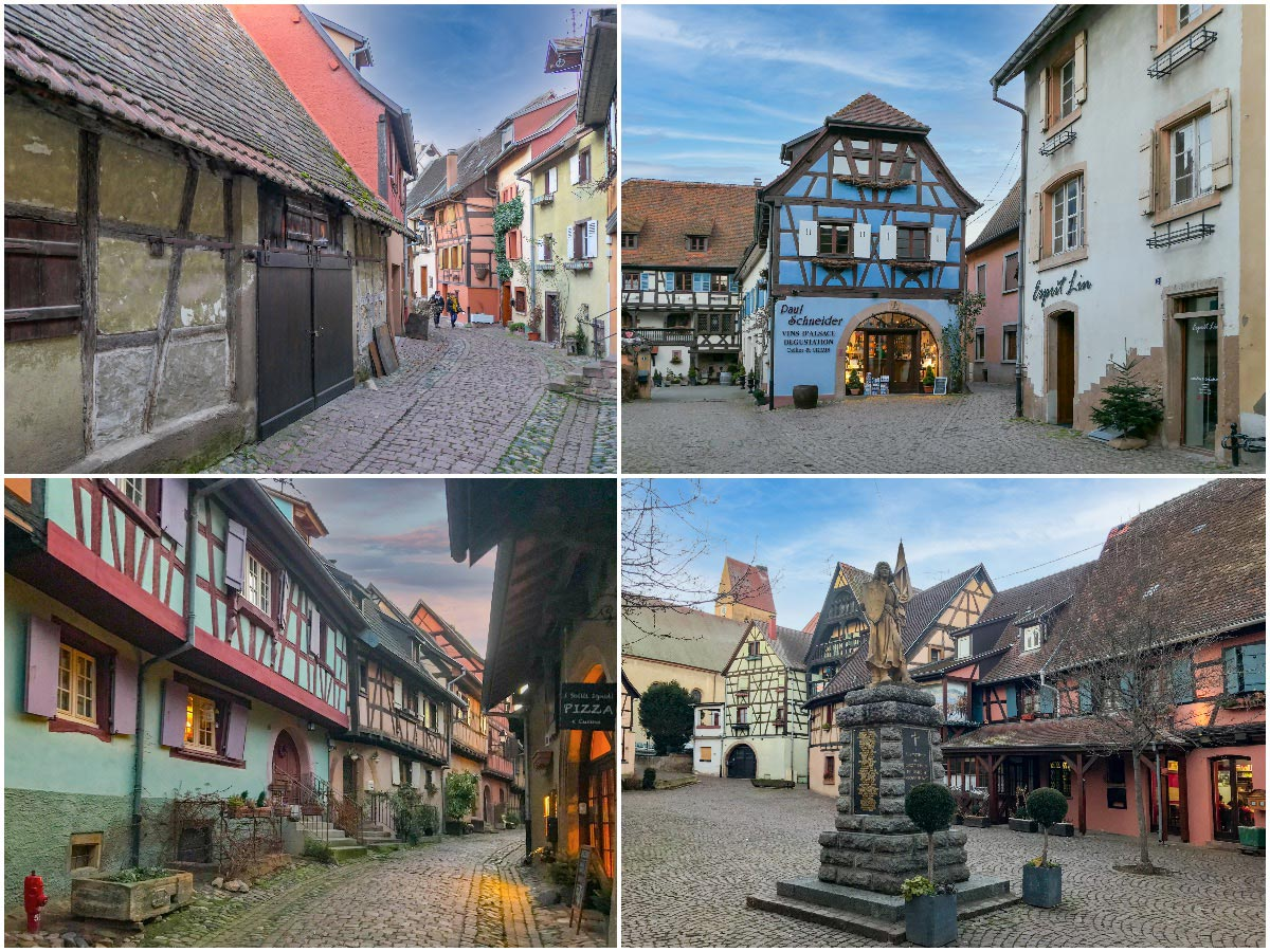 How to get to Eguisheim, France?