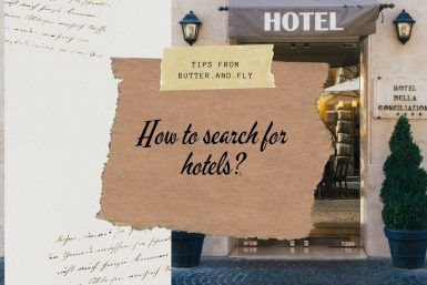 How to search for hotels?
