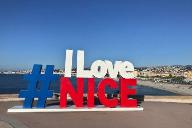 I Love Nice Sign #ilovenice