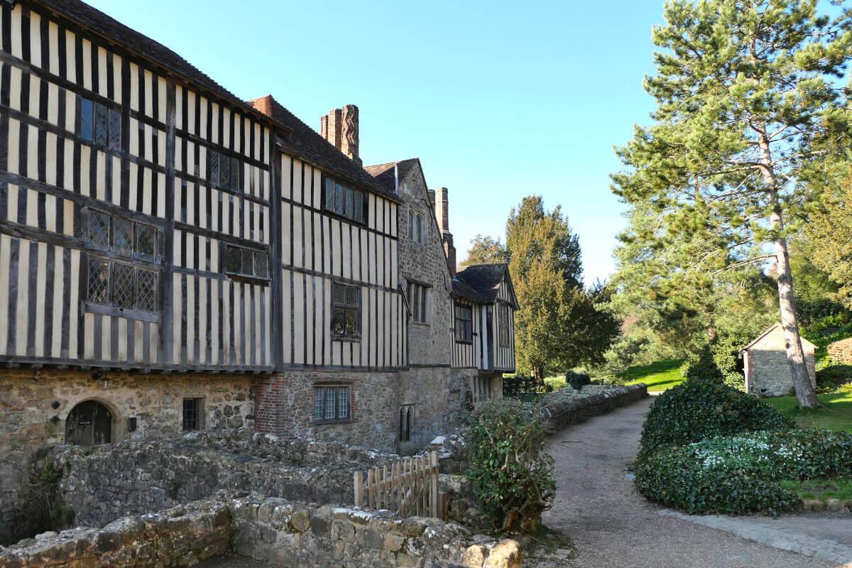 Ightham Mote, England