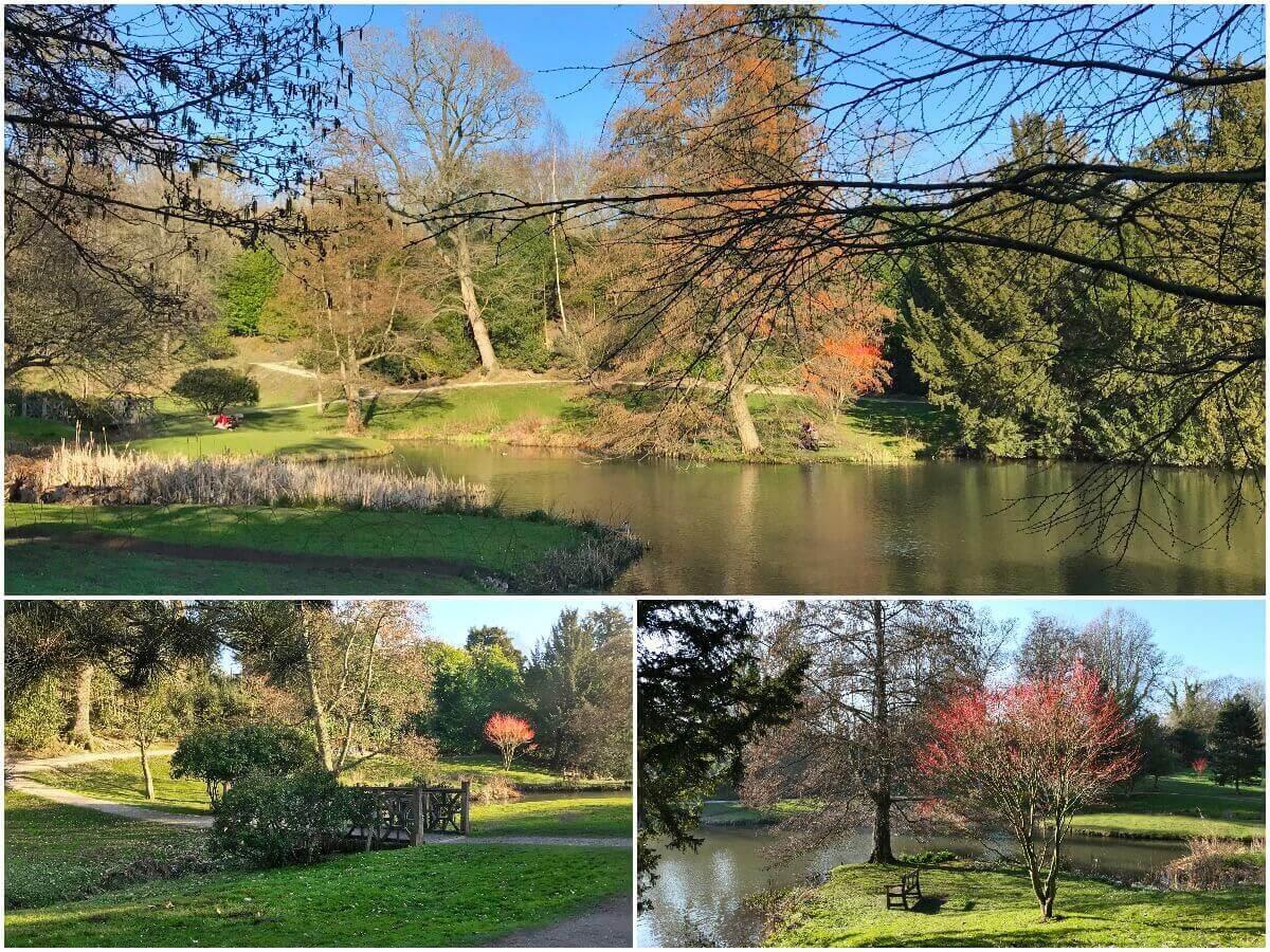Ightham Mote Garden, England