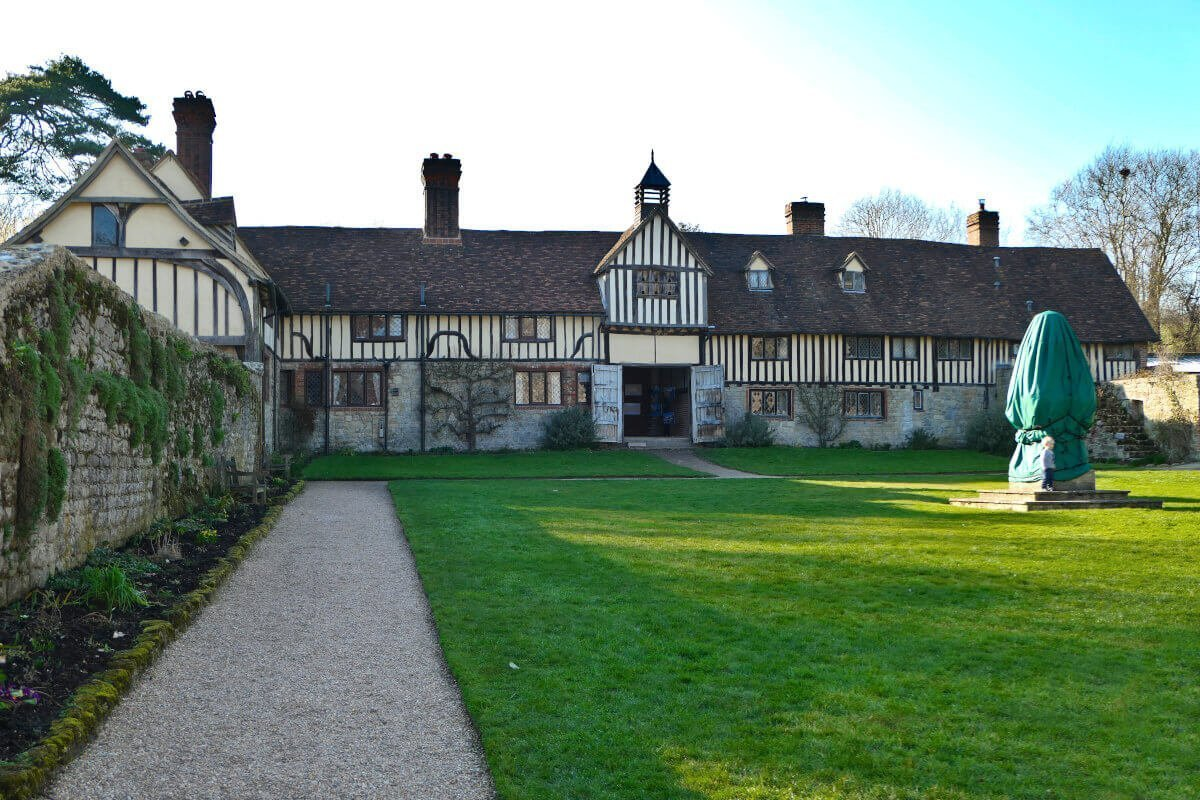 Ightham Mote, National Trust, England
